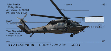 Black Hawk Helicopter Checks